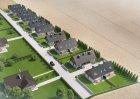 Nowa inwestycja domy w zabudowie bliźniaczej w Mechnicach